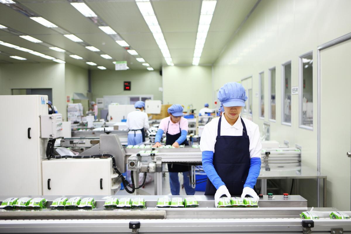 食品生产监管系统